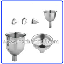 Stainless Steel Funnel Match Hip Flask (R-HF041)