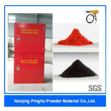 Red Powder Paints for Fire Extinguisher