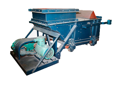 Traditonal Belt Feeder Reciprocated Belt Machinery