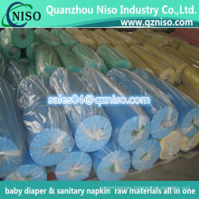 PE Film Materials for Lady Sanitary Napkins Wrapping Packing Back Sheet