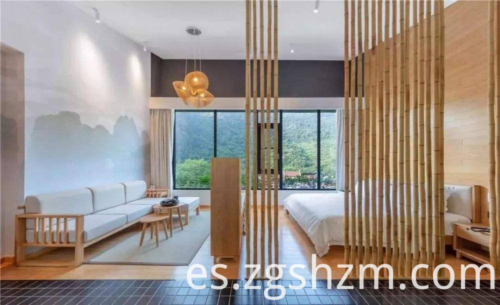 Bamboo Modern Style Decoration