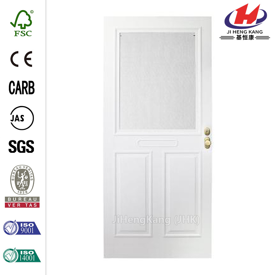 ... Forever White Store-in-Door Traditional Storm Door ...  sc 1 st  Zhejiang JiHengKang (JHK) Door Industry Co.LTD & China Forever White Store-in-Door Traditional Storm Door Manufacturers