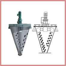 Mezclador de tornillo vertical para polvo