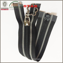 No6 Nylon Open End Zipper (#6)