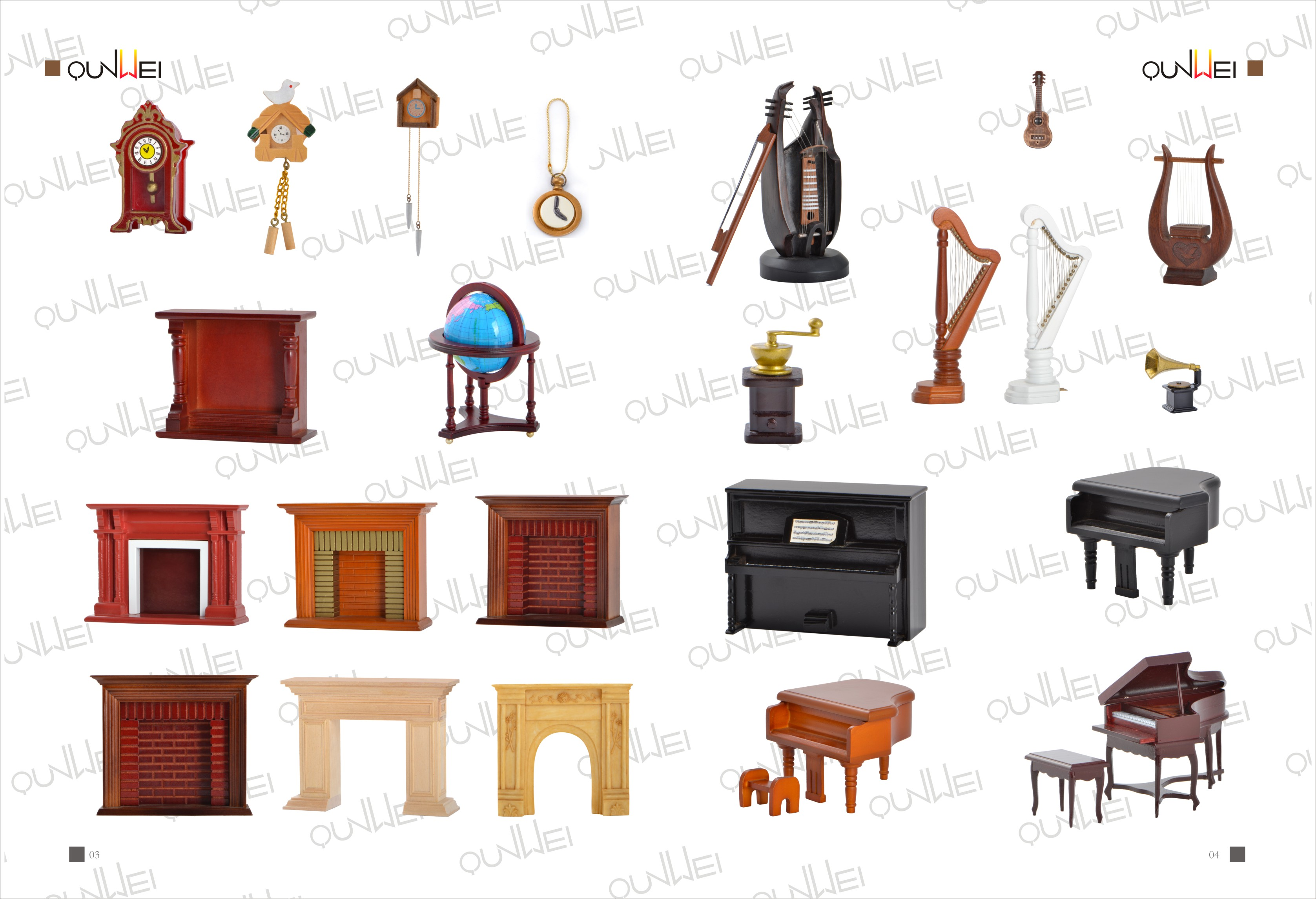 Dollhouse Accessories5