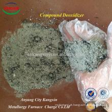 novo produto complexo desoxidante em pó de Anyang KangXin usado para fabricação de aço
