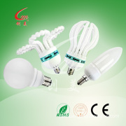 2u/3u/4u/Spiral/Lotus CFL Compact Fluorescent Lamp with CE RoHS Apprved