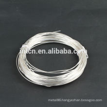 made in China test report available ASTM 16 silver wire 99.99