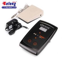 Solong Tattoo Supply LCD Digital Control Switch Power Supply For Tattoo Machine Gun Machine