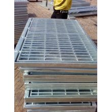 Safety Construction Pavement Foot Grating