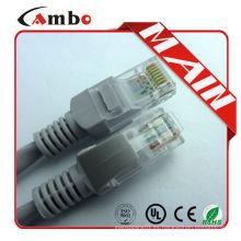 Cable RJ45 cat 5e cable de conexión de 0,25 m