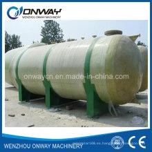 Precio de fábrica Aceite Agua Hidrógeno Tanque de almacenamiento Vino Contenedor de acero inoxidable Tanque de almacenamiento de combustible diesel