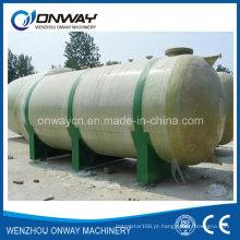 Preço de fábrica Óleo Água Hidrogênio Tanque de armazenamento Vinho recipiente de aço inoxidável Tanque de armazenamento de combustível diesel