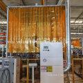 Coletor de poeira do cartucho de instalação vertical do filtro de ar