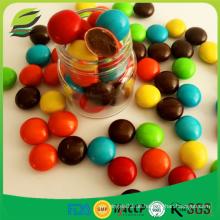 Milchschokolade überzogene Erdnuss