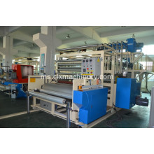 Co-Extrusion Wrapping Stretch Making Machine Mesin