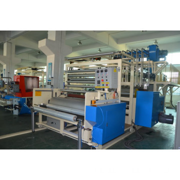 Drie laag Stretch Film/Cling Film Making Machine