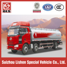 FAW Oil Transport Transport Petro Fuel Camion