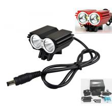 CREE T6 Super Bright Rechargeable bike headlight