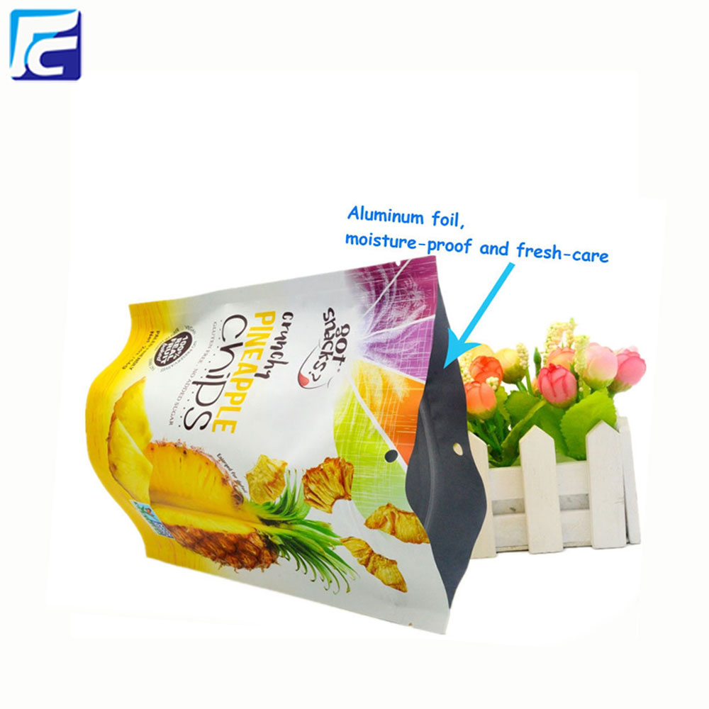 Plastic Plastic Packaging Bag