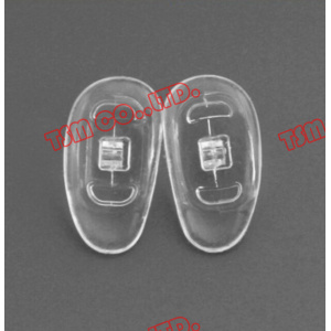High Quality Silicone Eyewear Eyeglasses Nose Pads