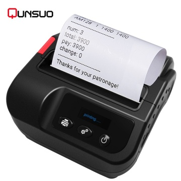 Thermal Barcode Receipt Label Printer Machine