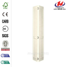 Commercial Plastic Interior Folding Sliding Closet Door