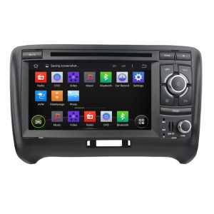 Audi TT 2006-2013 Car DVD Player