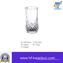 Glas Tasse Form Glas Tee Tasse Glaswaren Kb-Hn0809