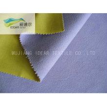 Nylon Ripstop verklebt Polar-Fleece mit TPU Softshell-Stoff