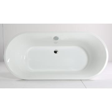Banheira autônoma com acrílico puro claro
