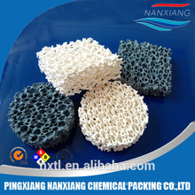 Sic , Alumina,Zirconia foundry Ceramic Foam Filter