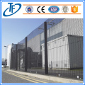 358 anti climb microgroove security fence