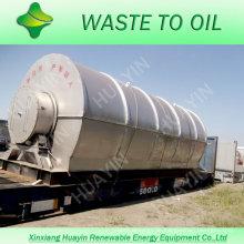 2013 das beliebteste Projekt mit hohem Gewinn an Umweltverschmutzung --- Abfallrecycling zu Ofenöl