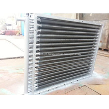 Radiador de permutador de calor de tubo de alumínio