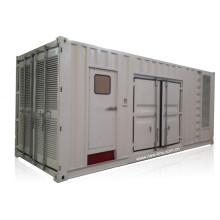 1250kVA Тихий тип Cummins Дизельный генератор мощности