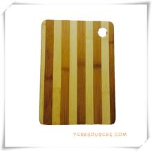 Planche à découper de planche à découper en bambou pour les cadeaux promotionnels (HA88005)