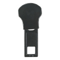 Latón de revestimento negro Autolock Sports Wear Zipper Slider