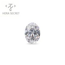 ForeverFlame  G H 1ct 5mm*7mm vvs Marquise Cut diamond CVD CZ Moissanite