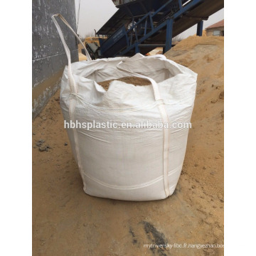 Sac de conteneur en vrac tubulaire Big Bag TIB