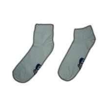 Calcetines de los deportes del tobillo de las mujeres de los hombres con el micro nilón (mns-09)