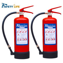 Powder fire extinguisher ABC 4kg/DCP fire extinguisher/fire extinguisher
