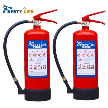 Extintor de Incêndio Certificado pela UL / Extintor de Incêndio relacionado à UL / UL Controle de Incêndio contra Incêndio