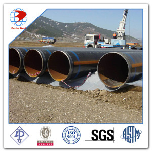 API 5L Gr B PSL-2 natural gas pipeline New
