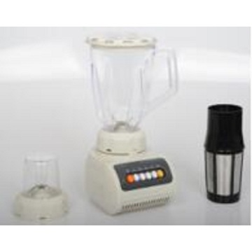 250W Plastik Jar Electric Blender dan Mixer