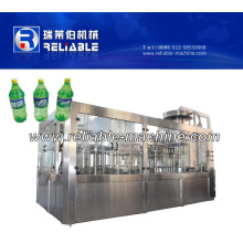 Small Bottle Carbonated Soft Drink Filling Making Machine
