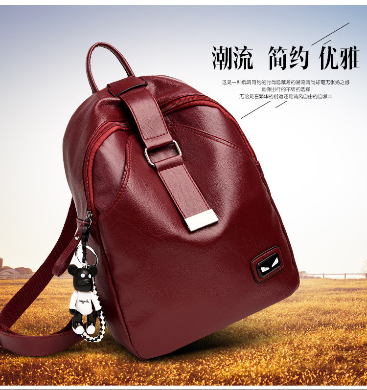 lady double shoulder bags s1814 (2)