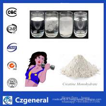 La nutrition sportive de haute qualité complète le monohydrate de créatine de catégorie comestible