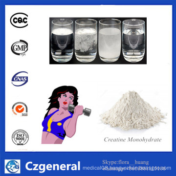 High Quality Sports Nutrition Supplements Food Grade Creatine Monohydrate