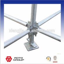 Pièces d'échafaudage modulaires Kwikstage AS1576 verticales